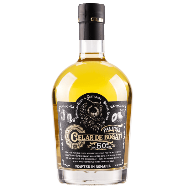 Celar - Palinca 50% conc.alc. 700ml
